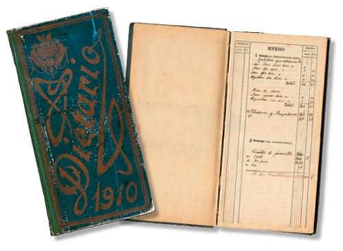 1910 - Hilario y Leona