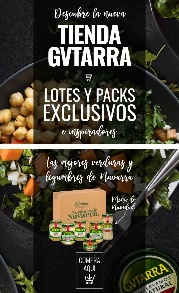 Descubre la nueva tienda GVTARRA - Lotes y packs exclusivos